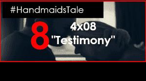 "The Handmaid's Tale 4x08 Trailer ""Testimony"""